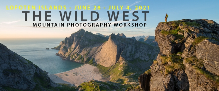2021 Lofoten Mountain Photo Tour - Wild West
