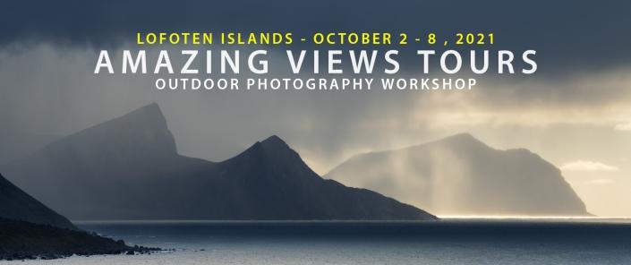 Lofoten Photo Tour - Amazing Views Tours Autumn 2021