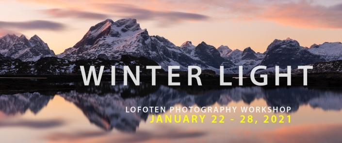 Lofoten Photo Tour - Winter Light 2021