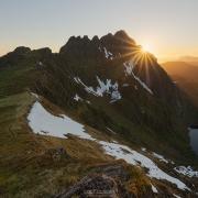 Ballstadheia Midnight Sun - Friday Photo #389