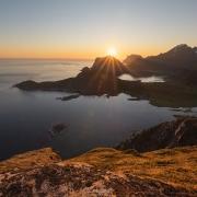 Midsummer Midnight Sun - Friday Photo #390