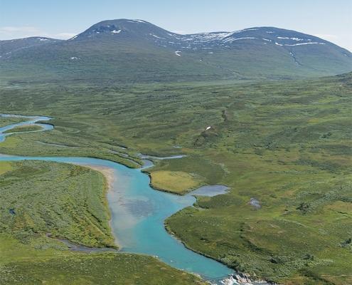 Padjelantaleden Sweden - Hiking From Kvikkjokk to Ritsem