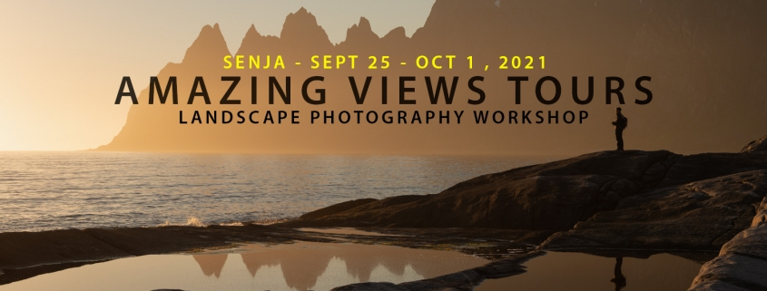 Senja Photo Tour - Amazing Views Tours Autumn 2021