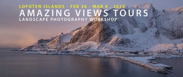 Lofoten Photo Tour - Amazing Views Tours Winter 2022