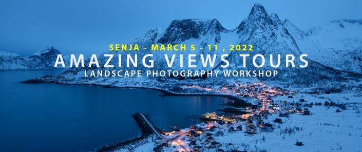 Senja Photo Tour - Amazing Views Tours Winter 2022