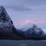 Christmas Moon - Friday Photo #416