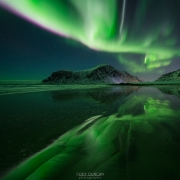 Skagsanden Aurora - Friday Photo #424
