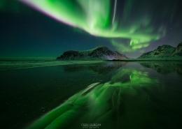Skagsanden Aurora - Friday Photo #424