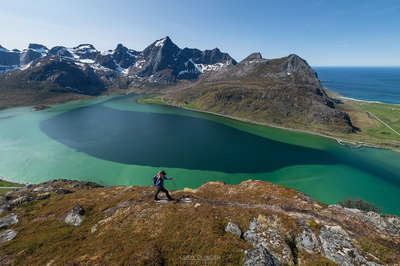 Blekktind Mountain Hiking Guide
