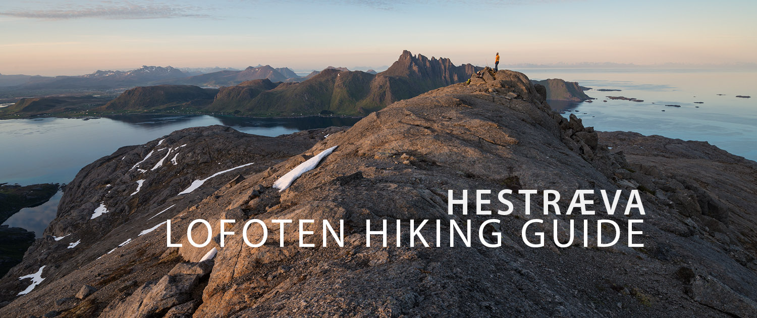 Hestræva Lofoten Hiking Guide