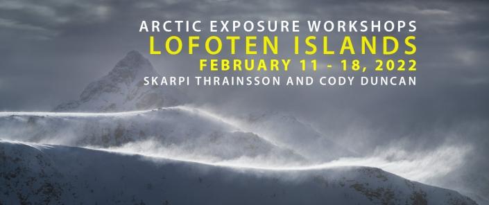 Lofoten Photo Tour - Acrtic Exposure Winter 2022