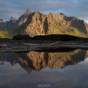 Flakstadøy Mountains - Friday Photo #443
