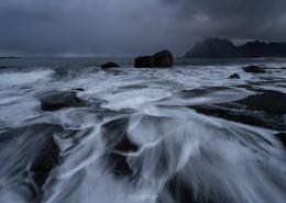 Uttakleiv Storm - Friday Photo #458